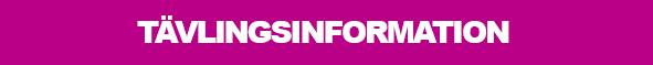 Tävlingsinformation2016